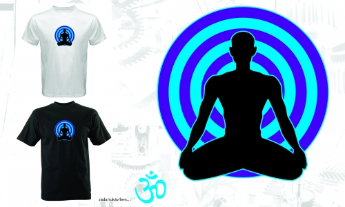 Detail návrhu Meditate