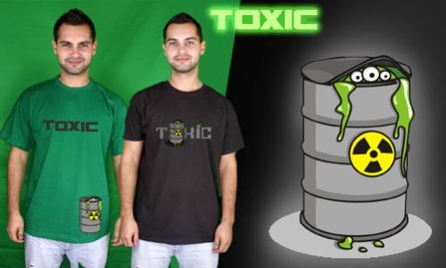 Detail návrhu Toxic