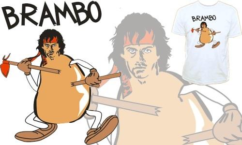 Detail návrhu Brambo