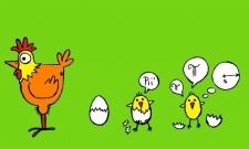 Matematicky nadané kuře 2