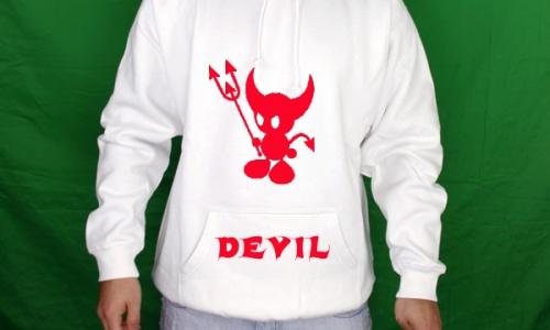 Detail návrhu devil