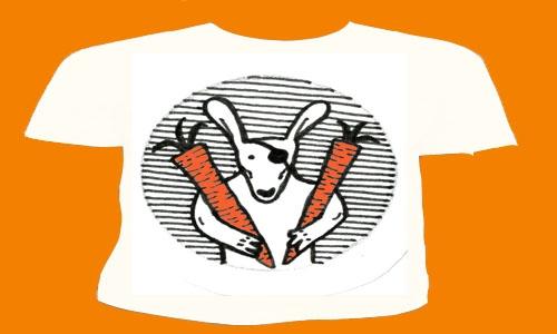 Detail návrhu pirat rabbit