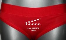 I AM DIRECTOR HERE - kalhotky