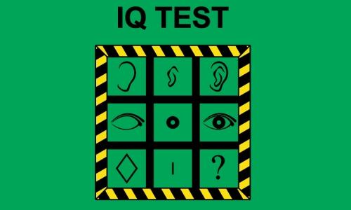 Detail návrhu IQ test - remake