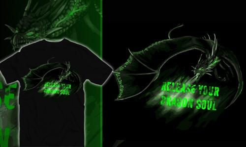 Detail návrhu Dragon soul