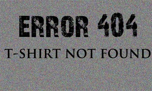 Detail návrhu ERROR - T-SHIRT NOT FOUND