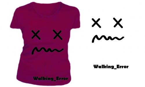 Detail návrhu Walking_Error 2