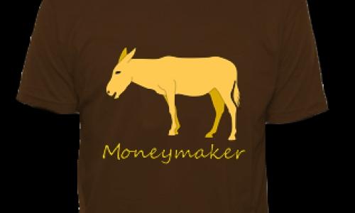 Detail návrhu Moneymaker