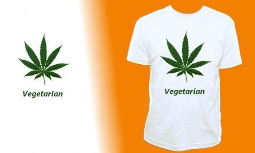 Detail návrhu Vegetarian