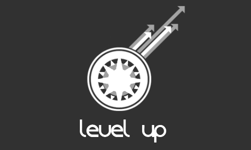 Detail návrhu LEVEL UP