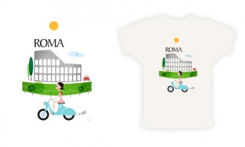 Detail návrhu Roma