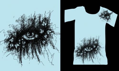 Detail návrhu Eye