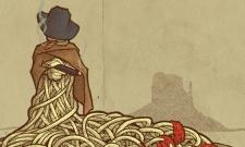 Špagety Western