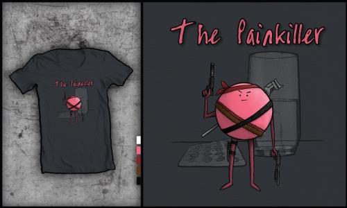 Detail návrhu The Painkiller