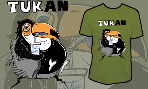 Detail návrhu TUKan