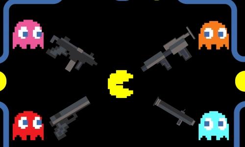 Detail návrhu Pac Man
