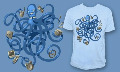 Detail návrhu Octobusy
