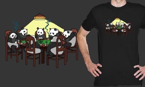 Detail návrhu Pandapoker