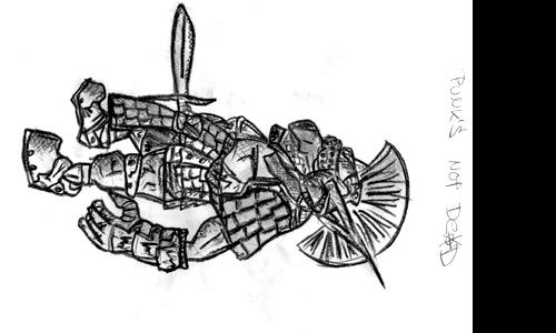 Detail návrhu punks