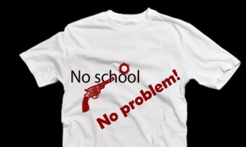 Detail návrhu No school, no problem