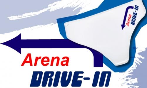 Detail návrhu Drive-in