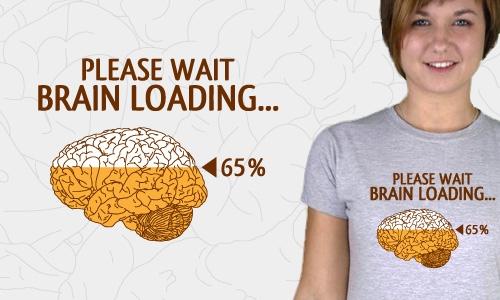 Detail návrhu Brain Loading