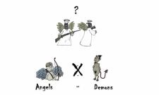 Andělé nebo Démoni?
