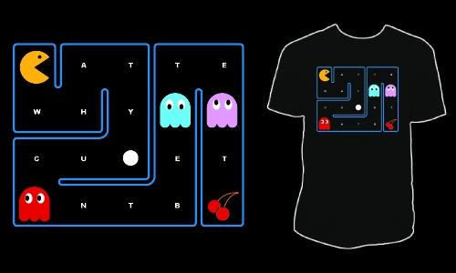 Detail návrhu PacMotto