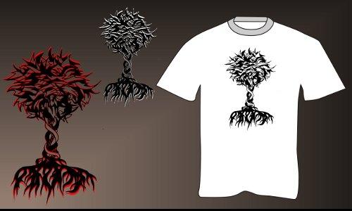 Detail návrhu Tree