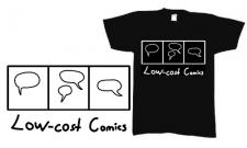 Low-cost comics