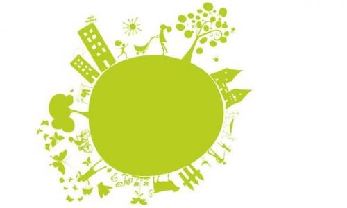 Detail návrhu the Green planet