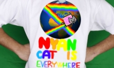 nyan cat is everywhere