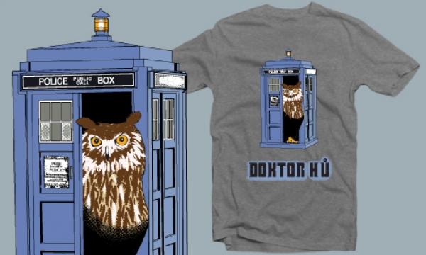 Detail návrhu Doktor HŮ