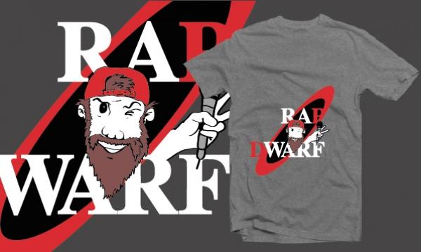 Detail návrhu Rap Dwarf