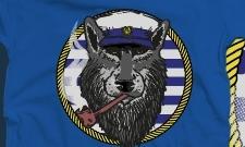 Starý říční vlk