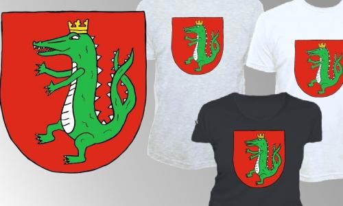 Detail návrhu Český aligátor