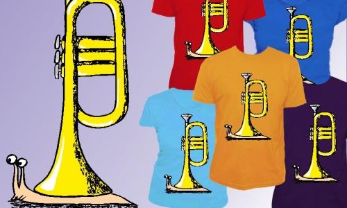 Detail návrhu Trumpeta