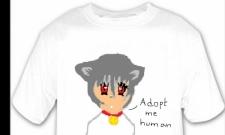 Adopt me Human