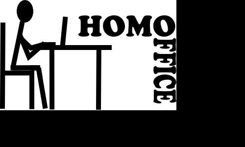 Detail návrhu Homo office