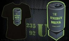 U235 Energy Drink