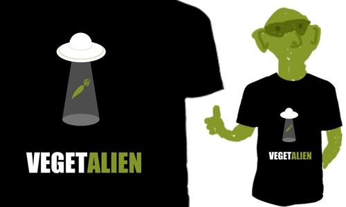 Detail návrhu VegetAlien