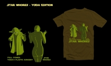 Star Whores : Yoda edition