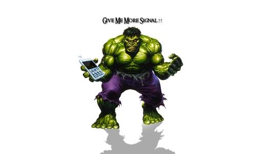Detail návrhu Hulk