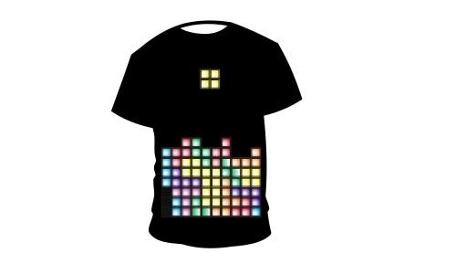 Detail návrhu Tetris