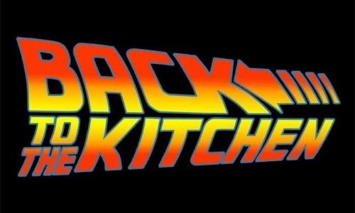 Detail návrhu Zpátky do kuchyně !