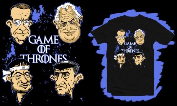 Detail návrhu Game of Thrones