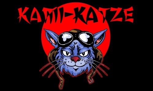 Detail návrhu Kamikatze