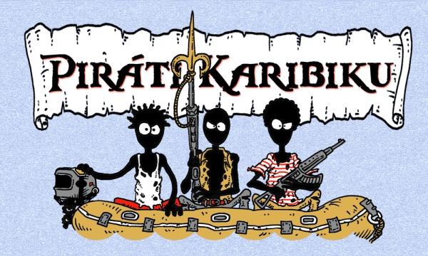 Detail návrhu Piráti z Karibiku