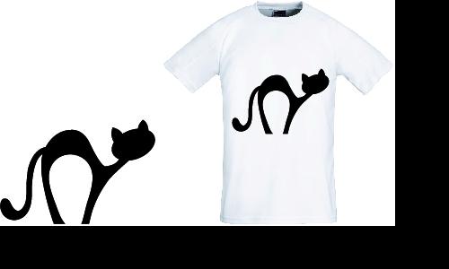 Detail návrhu  Kočka