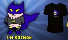 Jsem batman